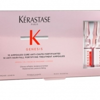 KERASTASE ampoules cure anti-chute fortifiantes