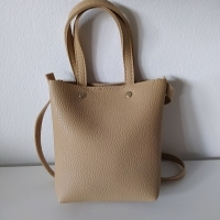 Sac à main Simili Beige