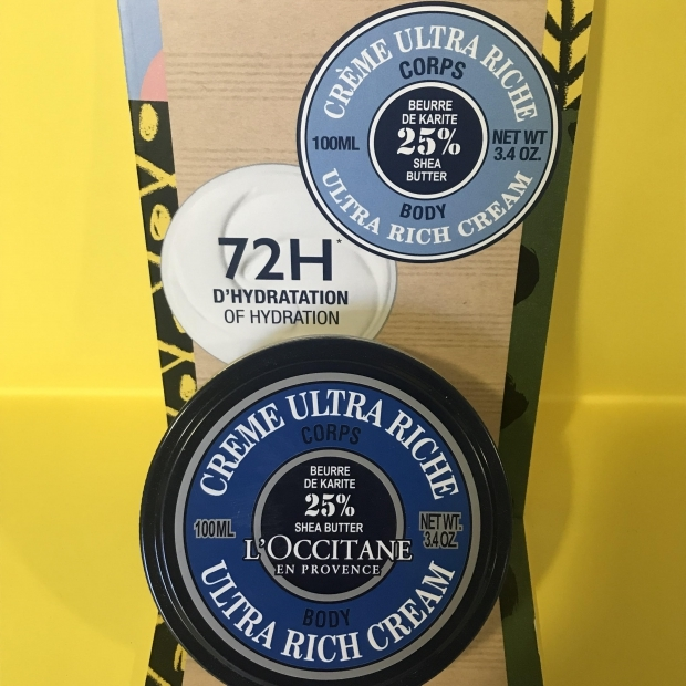 OCCITANE KARITE CREME CORPS ULTRA RICHE 100ML